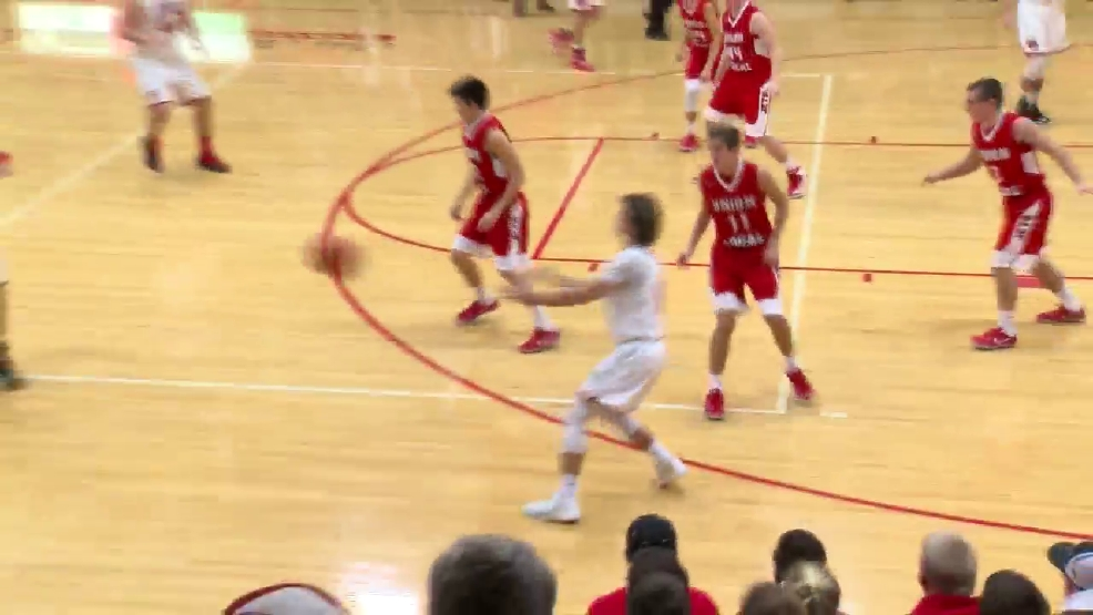 12.20.16 Video- Union Local vs. St. Clairsville- high school boys basketball