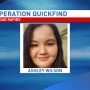 OPERATION QUICKFIND: Ashley Wilson