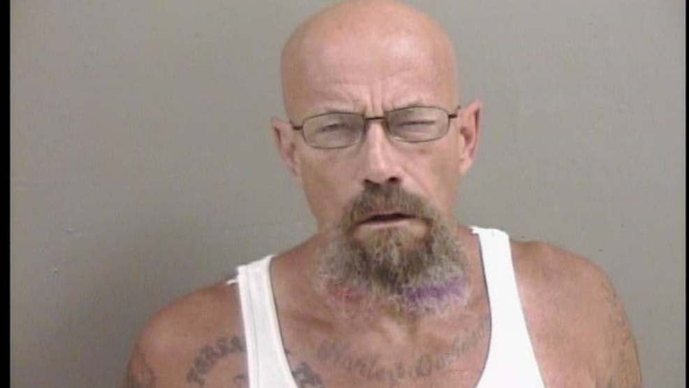 Man's mugshot grabs attention of 'Breaking Bad' fans | WTVC