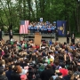 Sen. Bernie Sanders speaks to packed crowd in Springfield