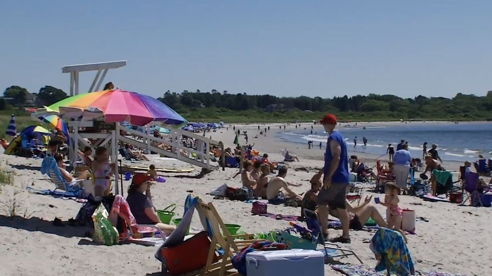Number of days when it feels really hot in Maine will surge by midcentury, report says