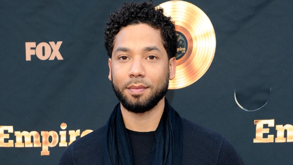 Jussie Smollett of 'Empire' gets political in new video