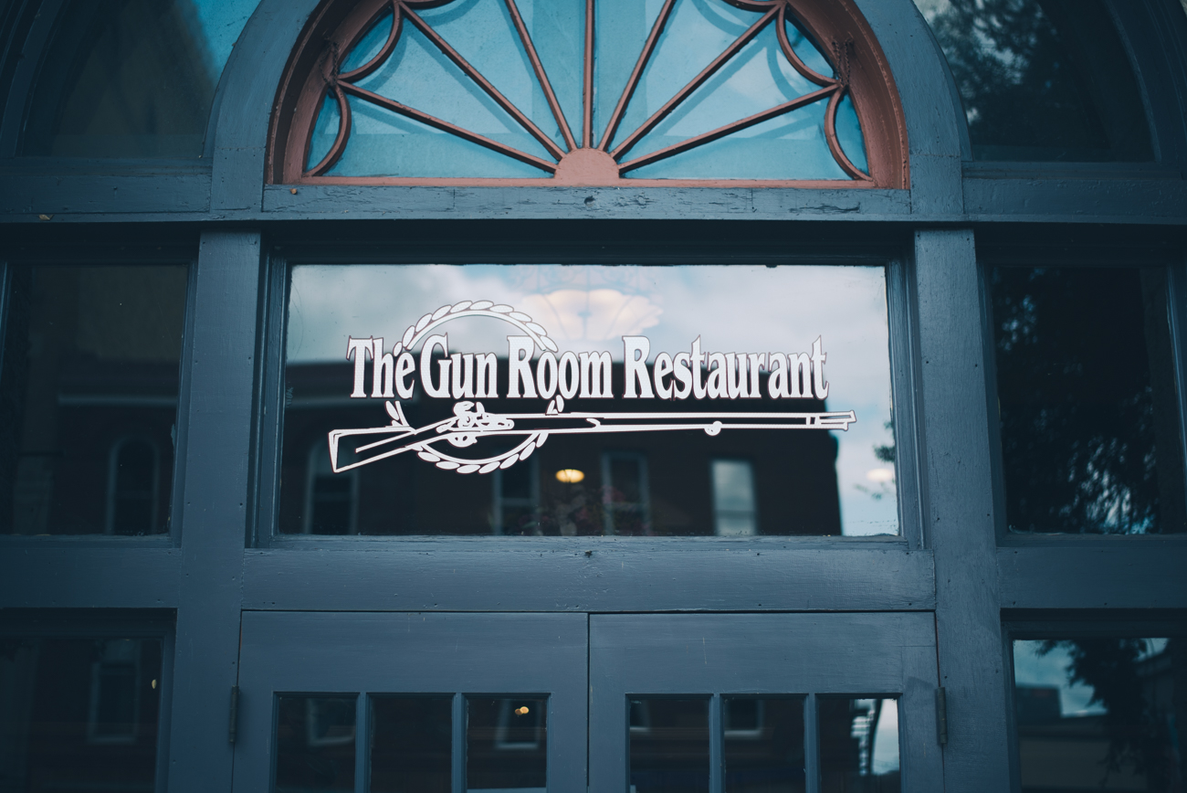 PICTURED: Gunroom Restaurant / Image: Mike Menke // Published: 8.23.17