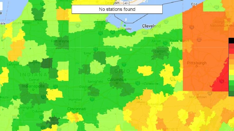 Natural Gas Price Forecast Ohio