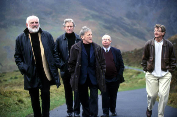 The Chieftains (Photo: The Chieftains/The Whiting)