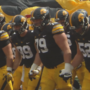 Kickoff times, networks announced for some Iowa football games