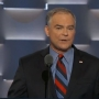 Tim Kaine introduces himself to the nation