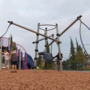Toddler pricked by dirty needle while at playground