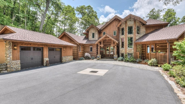 532 Ataya Trail, Maggie Valley