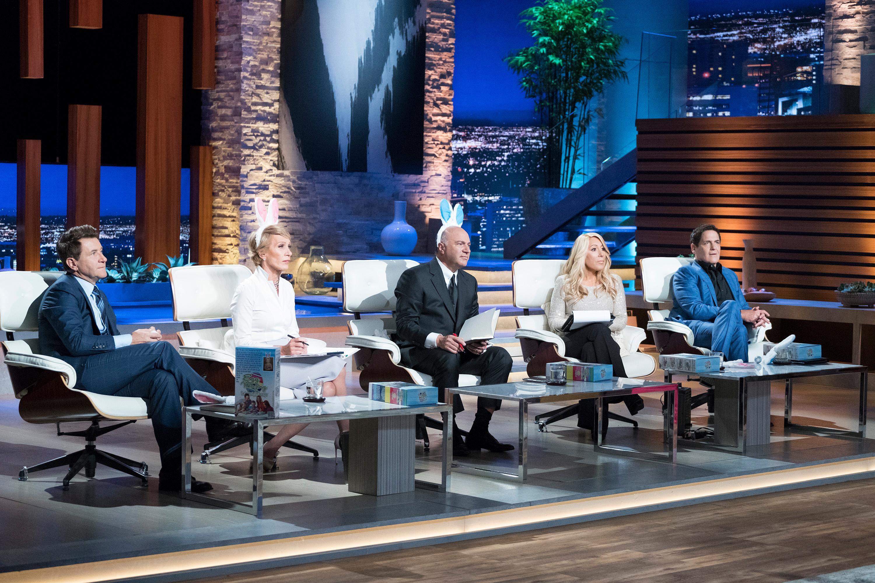 Shark Tank will be rolling into town to host an open casting call on Tuesday June 5 at Studio Xfinity. (Image: ABC/Eddy Chen)