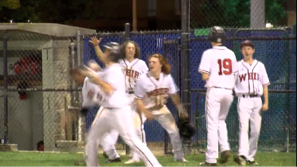 5.6.16 Video- Madonna vs. Weir- high school baseball