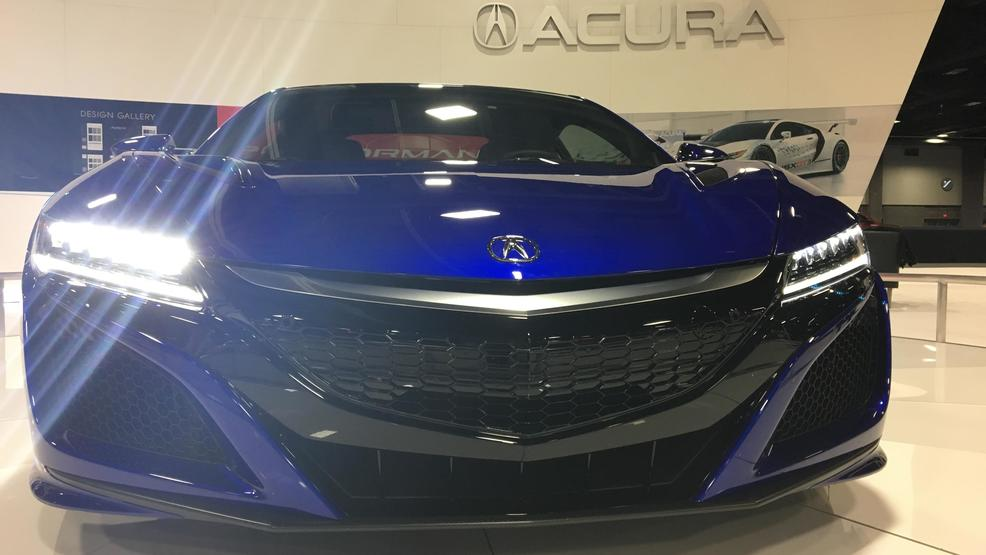 Washington Auto Show Rolls Into Town For The Next Days WJLA - When is the next car show