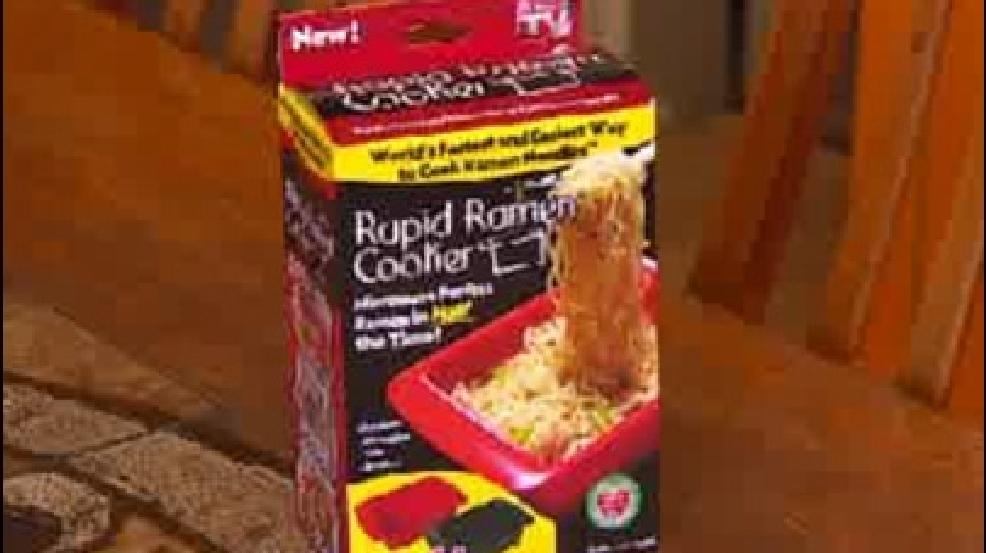 Rapid Ramen Cooker Does It Work Komo