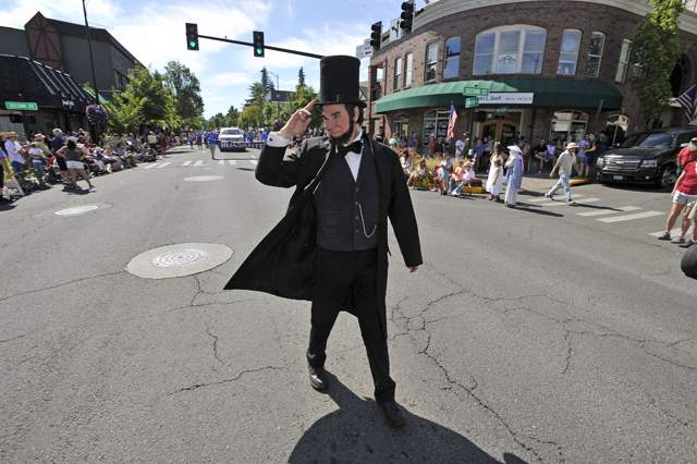 Ashland Fourth of July Parade - Jamie Lusch