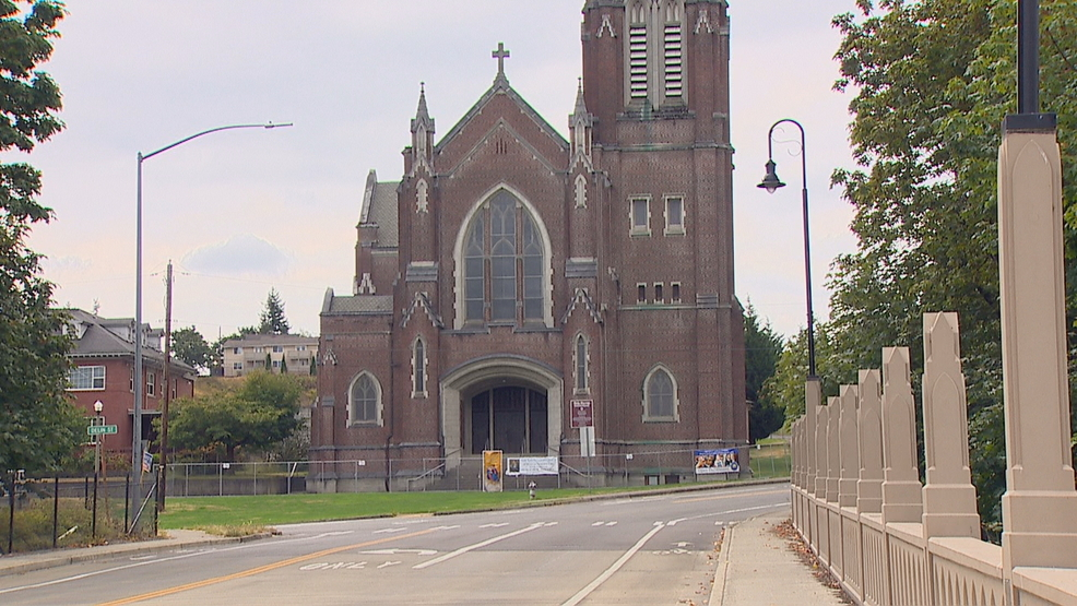 Tacoma landmark church to be demolished