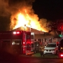 Fire destroys multiple businesses in Mattawan