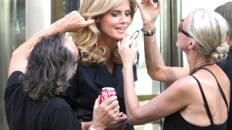 GALLERY | Celebs getting touched up