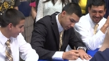 El Paso stars shine on signing day