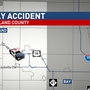 Grandfather dies in Midland County crash
