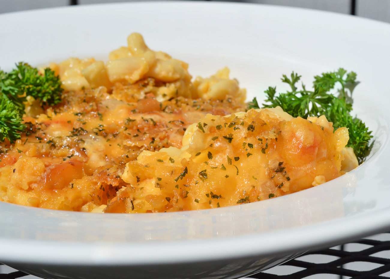 Mac n' cheese{ }/ Image: Scott Dittgen // Published: 10.8.20