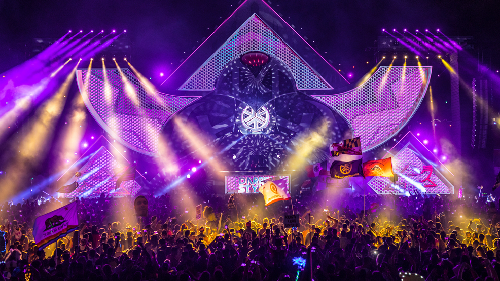 Dates for 2020 Electric Daisy Carnival unveiled
