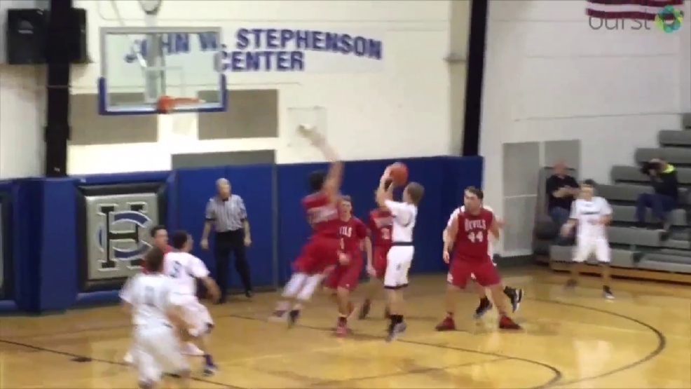 12.23.16 Video- St. Clairsville vs. Harrison Central- high school boys basketball