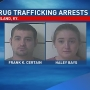 Police say two arrested for trafficking narcotics in Ashland