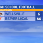 8.25.17 Highlights: Wellsville at Beaver Local