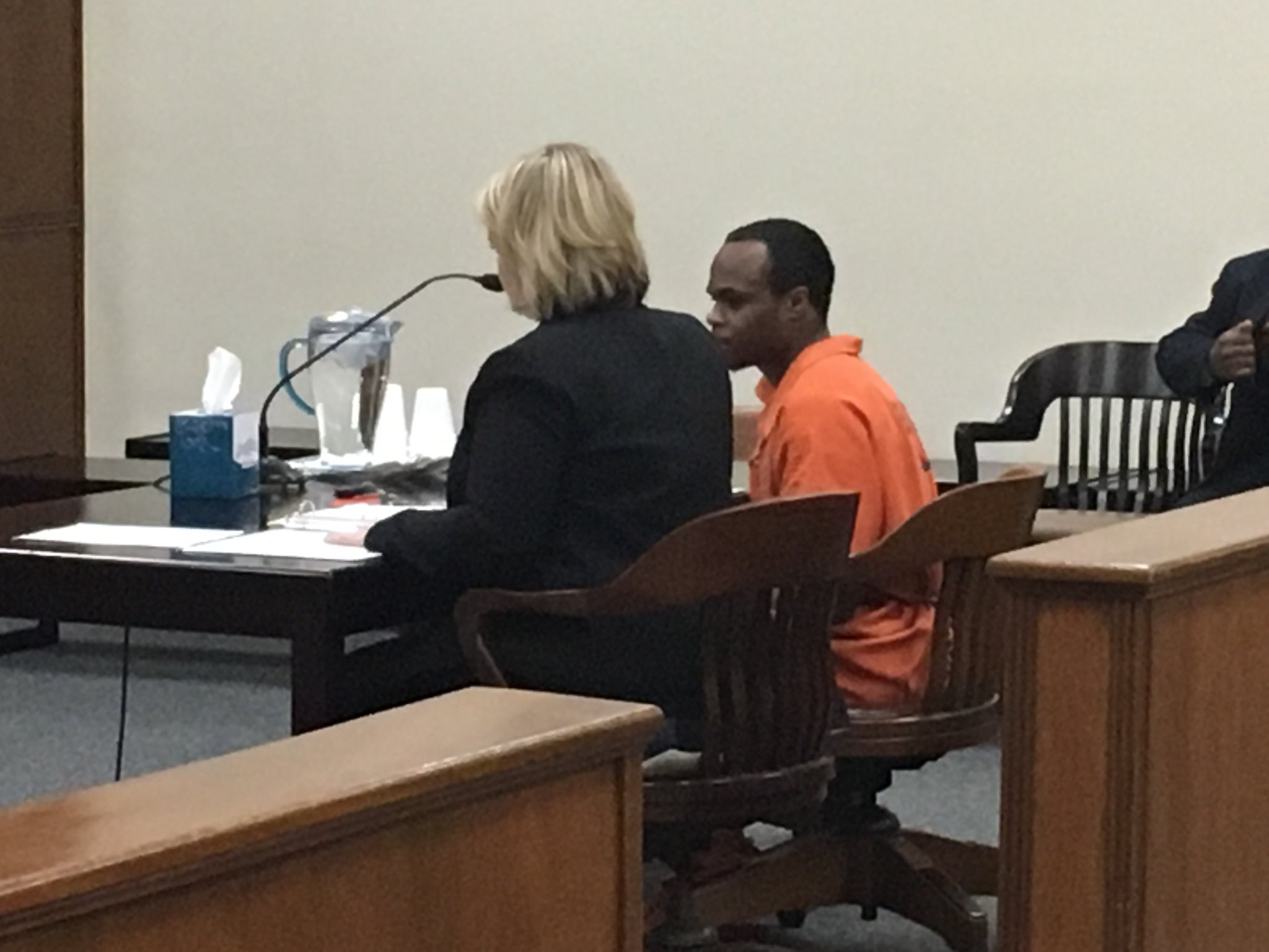 The man accused of robbing a Macon Family Dollar with a gun in September 2016 pleaded guilty Tuesday in Bibb County Court/Evan Watson (WGXA)