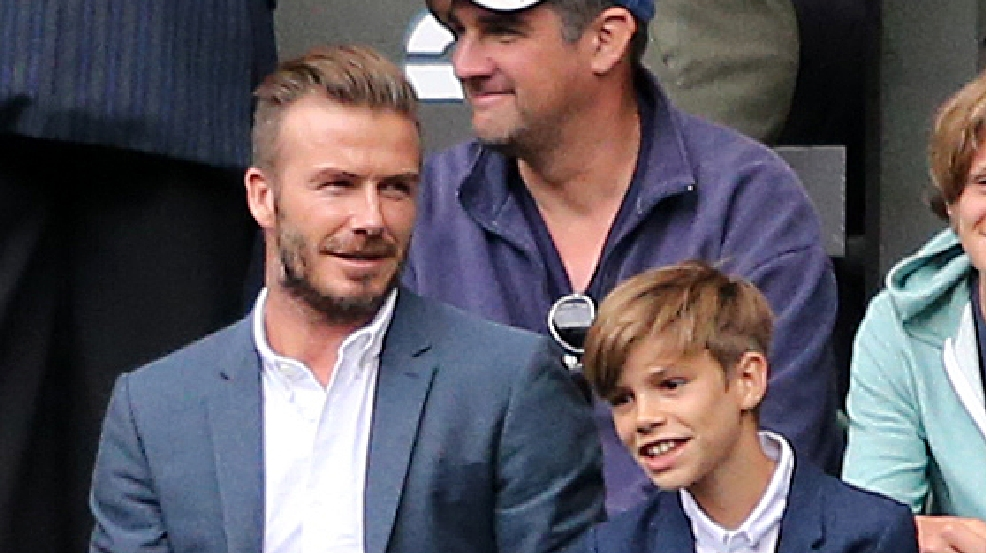 David Beckham voting for Britain to remain in European Union