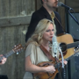 Rhonda Vincent performing at Rotary 100th anniversary celebration