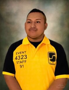 Erick Silva, 21, was laid to rest on Oct. 12 after he was shot and killed in the '1 October' Las Vegas shooting where he was working as a security guard. His mother asked his coworkers to come in uniform to the funeral. (Kyndell Nunley | KSNV)