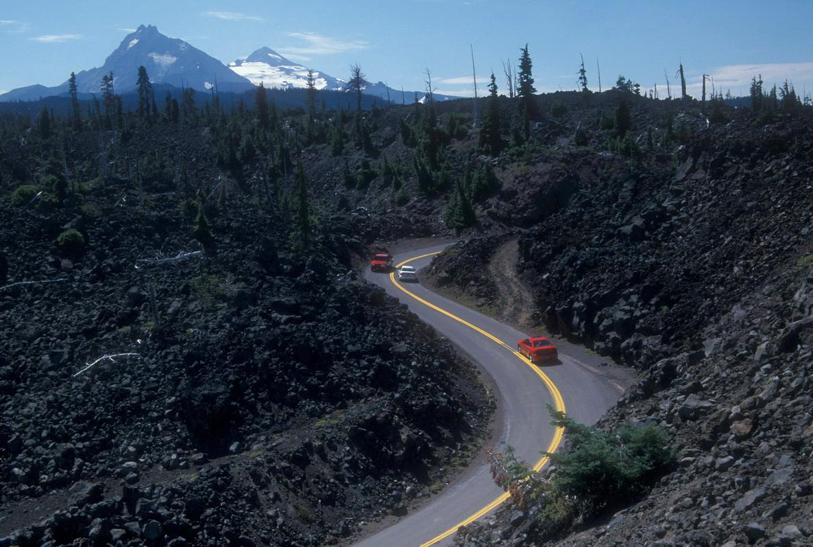 McKenzie Pass Highway (USDA Forest Service)