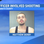 Officer involved shooting as suspect tries to run over Klamath County Sheriff's deputy