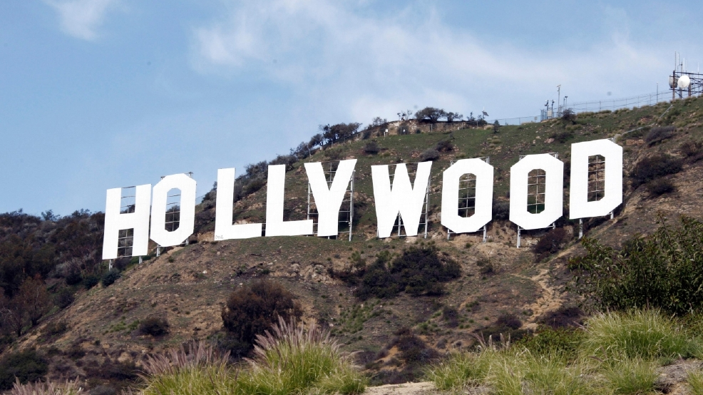 Watch: YouTube prankster arrested after climbing Hollywood sign