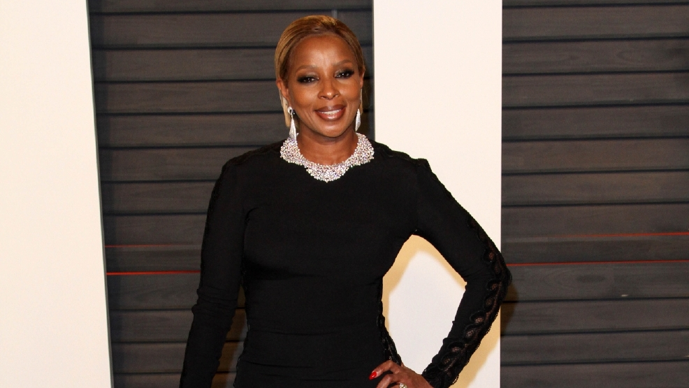 Mary J. Blige guest starring on 'How to Get Away with Murder'