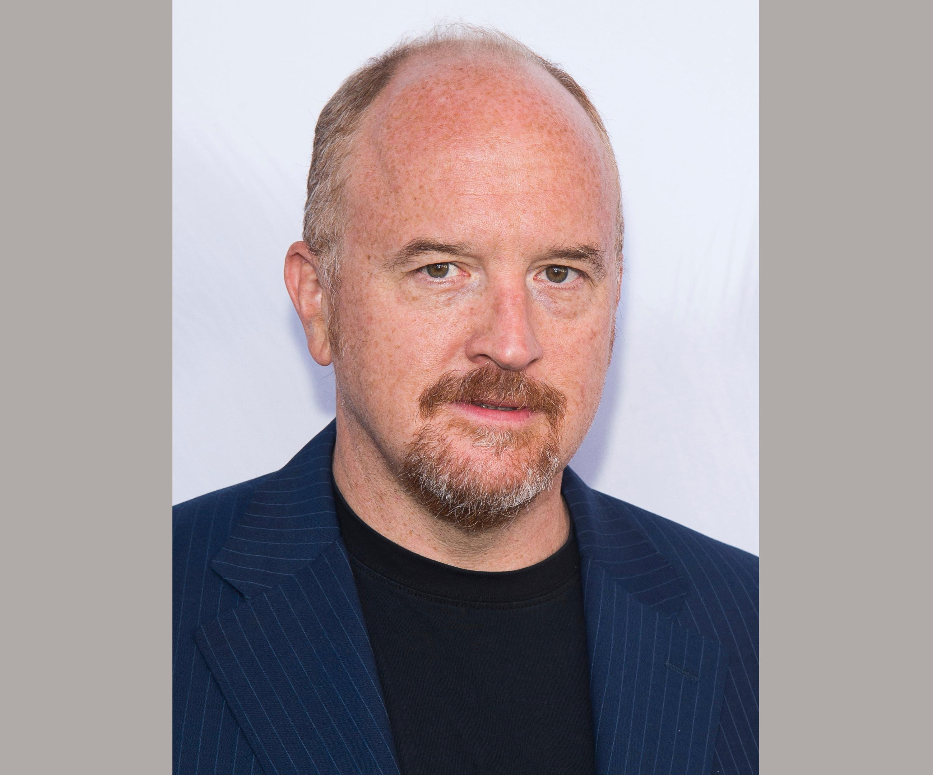 "FILE - In this June 25, 2016 file photo, Louis C.K. attends the premiere of ""The Secret Life of Pets"" in New York. The New York premiere Thursday of Louis C.K.'s controversial new film ""I Love You, Daddy"" has been cancelled amid swirling controversy over the film and the comedian. (Photo by Charles Sykes/Invision/AP, File)"