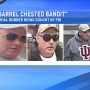 """Barrel Chested Bandit"" arrested in Arizona"