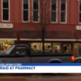 DEA agents raid pharmacy in Albion
