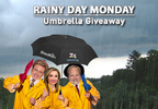 Rainy Day Monday Giveaway
