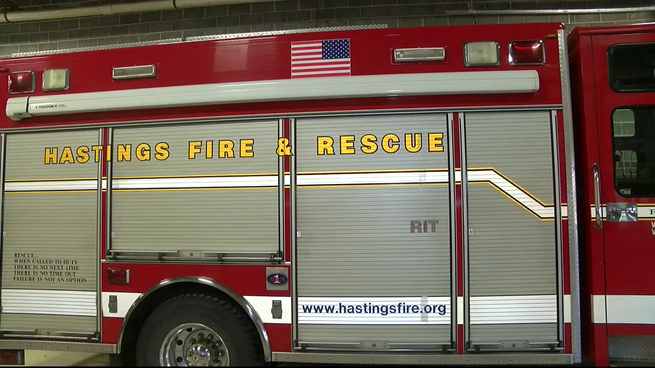 Close to retirement, Hastings fire chief praises EMS progress (NTV News)