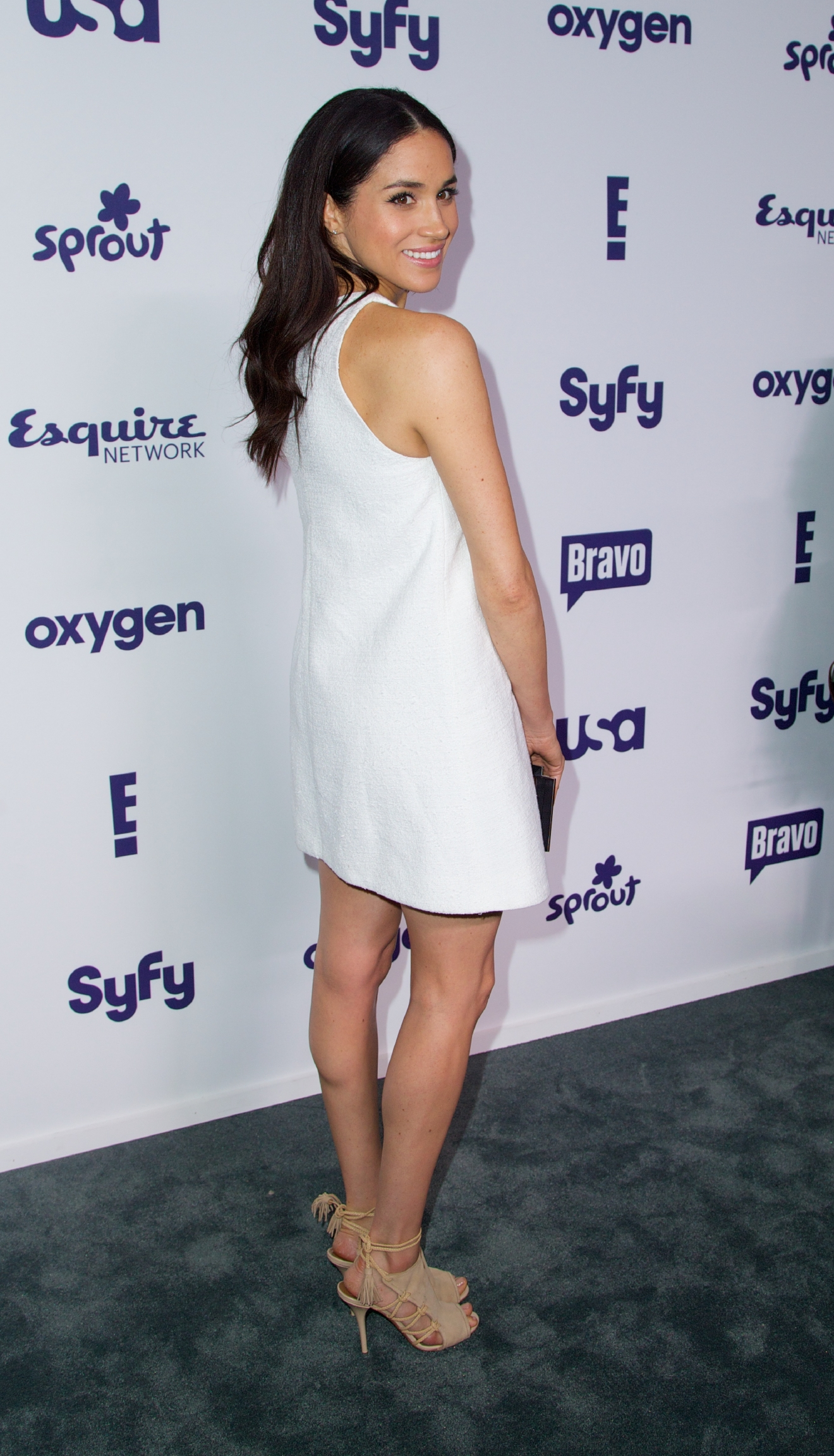 NBCUniversal Cable Entertainment presents An All together Upfront celebration at Javits Center in New York City  Featuring: Meghan Markle Where: New York City, New York, United States When: 15 May 2014 Credit: Alberto Reyes/WENN.com