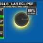 Another solar eclipse six years from today