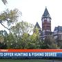 Auburn University now offering Hunting and Fishing Degree program