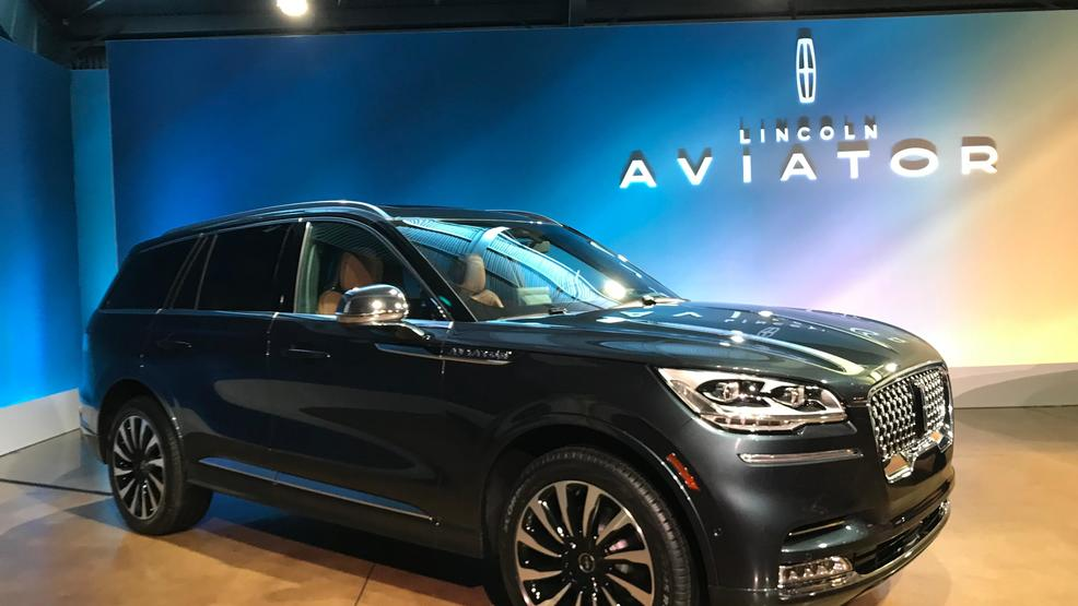 2020 Lincoln Aviator Packs Technology Into Midsize Suv Segment