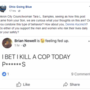 Ohio candidate's son in custody after alleged posts about killing cops