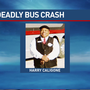 Wife of driver killed in bus crash speaks out