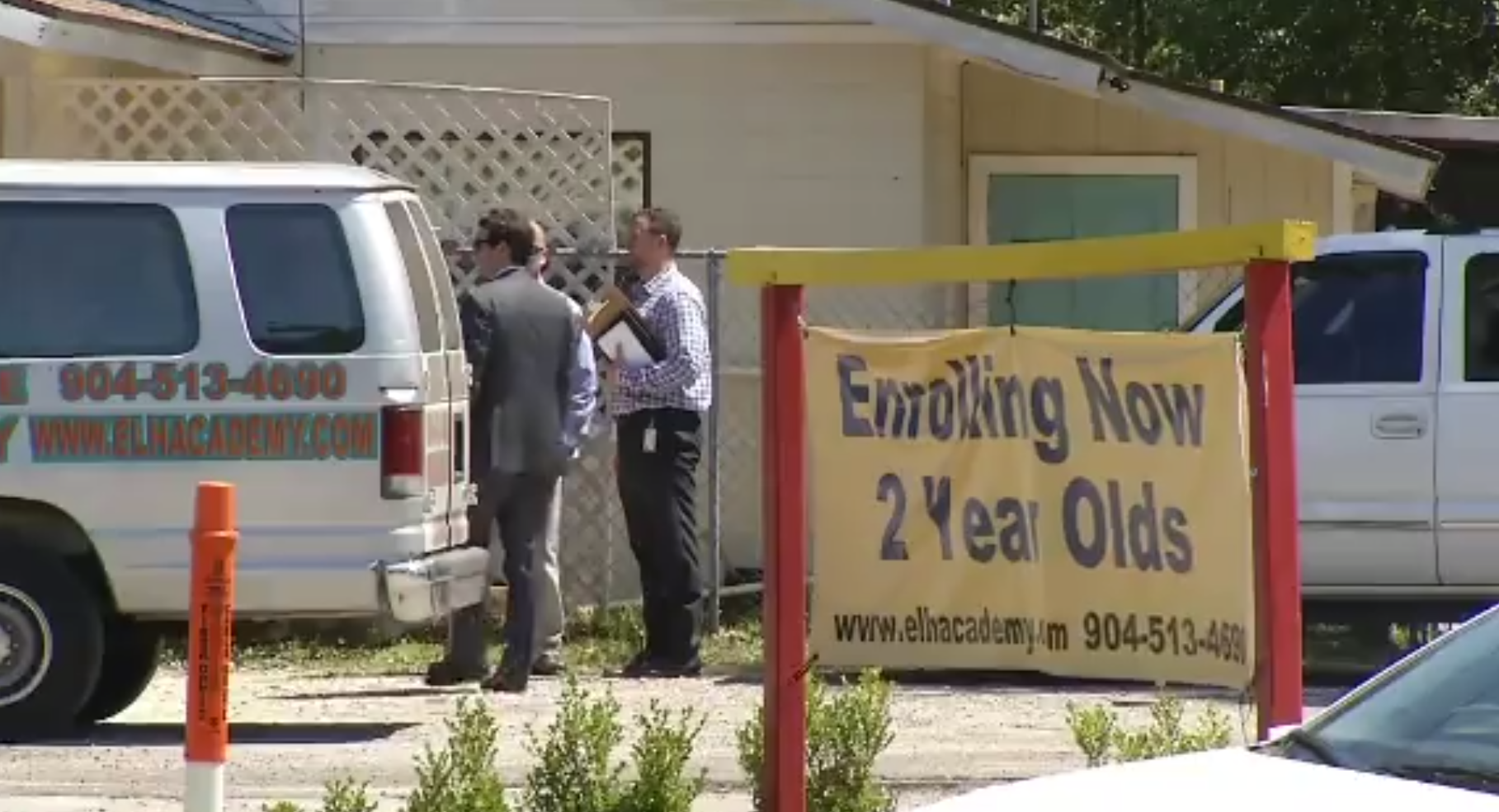 Sheriff: Baby girl dies after 5 hours in Jacksonville daycare van (CNN Newsource){ }