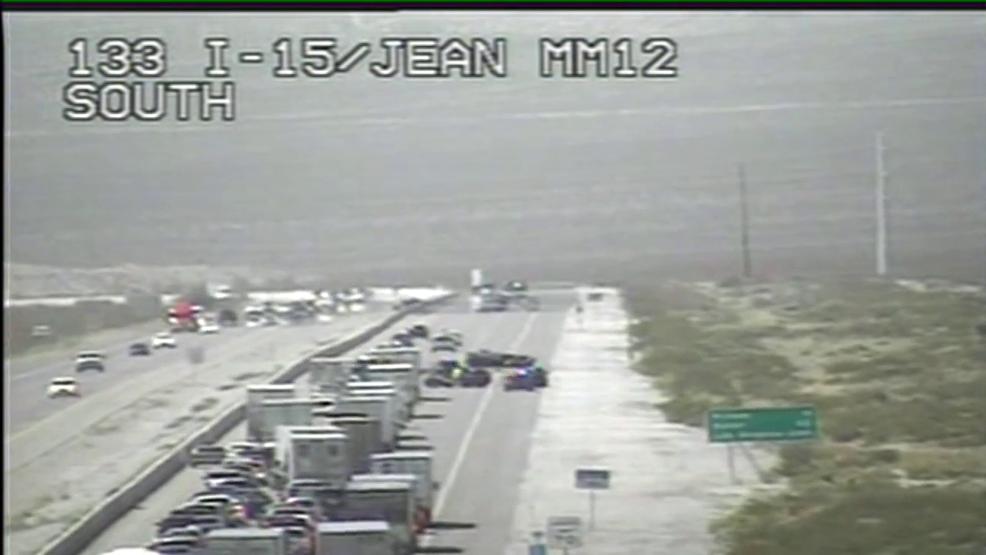 1 person dead after crash on I-15 south of Las Vegas | KSNV