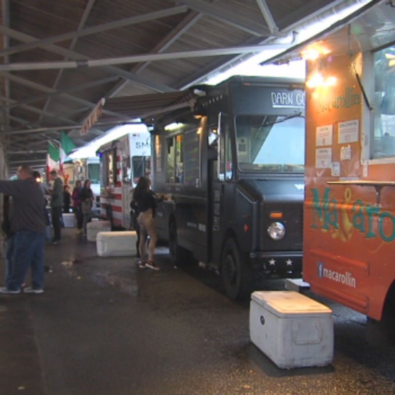 Food Truck Rodeo returns to Rochester Public Market Wednesday night | WHAM